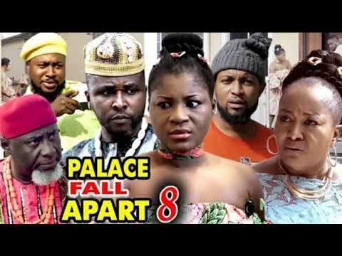 PALACE FALL APART {Soundtrack} - (New Movie) 2020 Latest Nigerian Nollywood Movie Full HD