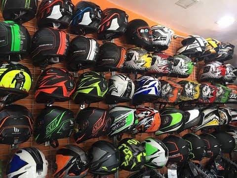 Best place to buy riding gears | Best helmets | Cheap accessories