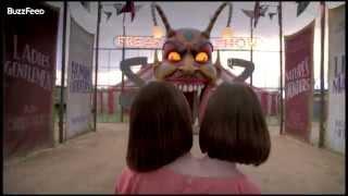 Nonton American Horror Story  Freak Show Season 4 New Trailer Hd Film Subtitle Indonesia Streaming Movie Download