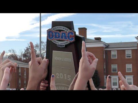 Lynchburg Women's Soccer: 2015 ODAC Champions