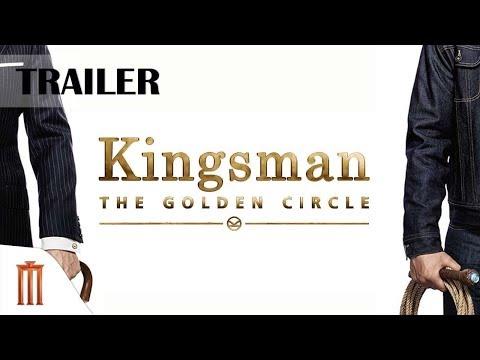 Kingsman 2 คิงส์แมน รวมพลังโคตรพยัคฆ์ - Official Trailer [ตัวอย่างที่ 3 ซับไทย ] Major Group