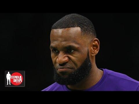 Video: 'Revenge LeBron' wants to make up for the Lakers' bad season - Ramona Shelburne | Stephen A. Show