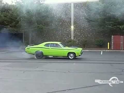 myPowerBlock: Dodge Dart Burnout