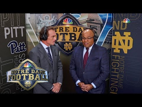 Video: Analyzing Notre Dame's path to the College Football Playoff I NBC Sports