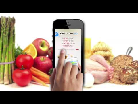 Bodybuilding Diet App