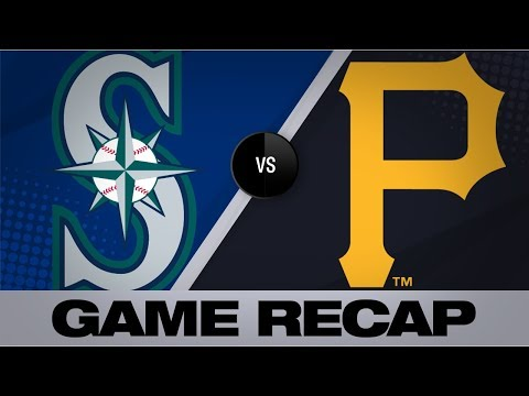 Video: Long's 3 hits lifts the Mariners in extras   Mariners-Pirates Game Highlights 9/19/19