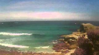Timelapse Video - Glen Beach - 29/10/2010