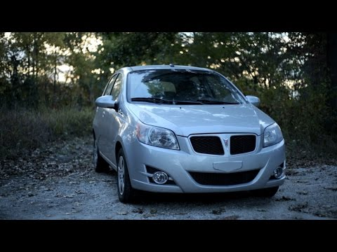 2009 Pontiac G3 Test Drive and Review!