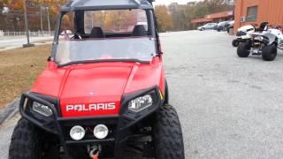 9. 2008 Polaris Ranger RZR 800