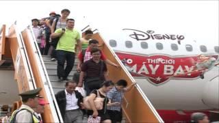 Vietjet Air Cất Cánh Cùng Dàn Phi Hành đoàn Trong Phim Planes