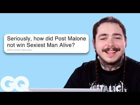 Post Malone Goes Undercover on Twitter, Facebook, Quora, and Reddit | GQ