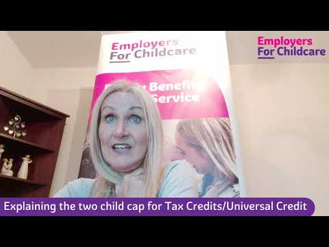Explaining the two child cap for Tax Credits and Universal Credit