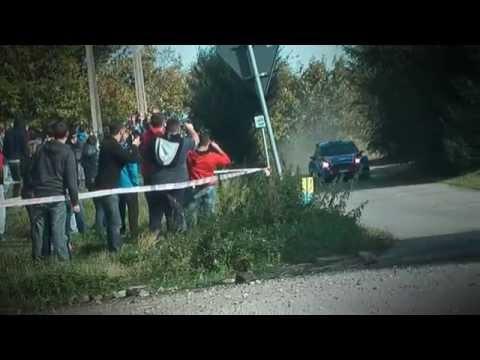 eSKY.pl Rally Team Łukasz Habaj, Piotr Woś, Rajd Nadwiślański [sobota]