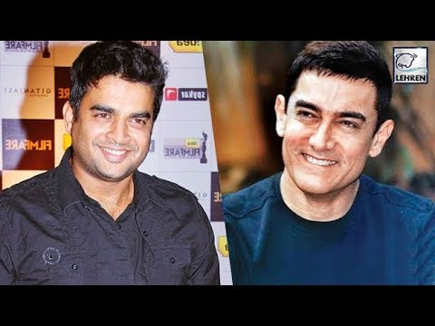 Aamir Khan Gives Tips To R Madhavan For His Rocket