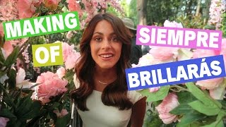 Making of: Siempre Brillarás (Born To Shine) #MakingOfTini | TINI - YouTube
