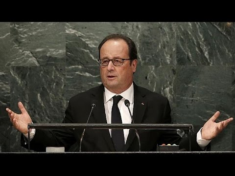 Ολάντ: «Το συριακό καθεστώς ευθύνεται για την κατάρρευση της εκεχειρίας»