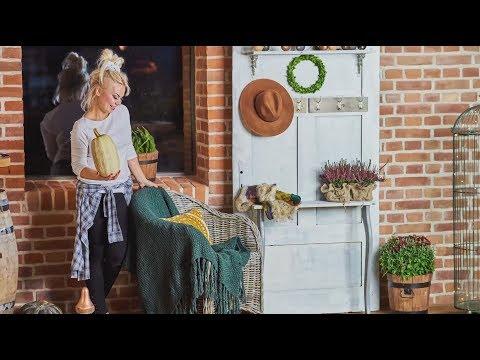 Nowe życie starych drzwi - przedstawia Lady of the House