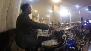 Kubangga MemilikiMu - Symphony Worship (Drum Cam)