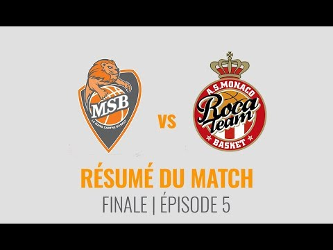 FINALE JEEP ELITE 2018 MATCH 5 : LES MEILLEURS MOMENTS !
