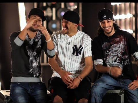 Les Bledards Ninja - العروض المباشرة - الاسبوع 1 - The X Factor 2013