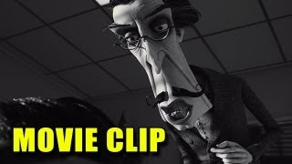 Frankenweenie First Clip (2012) - Mr. Ryzkruski