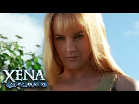 Hope Tries to Kill Gabrielle's Sister | Xena: Warrior Princess