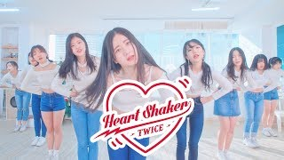 Video 트와이스TWICE - Heart Shaker하트셰이커 | 커버댄스 DANCE COVER [AB Project] MP3, 3GP, MP4, WEBM, AVI, FLV Januari 2018