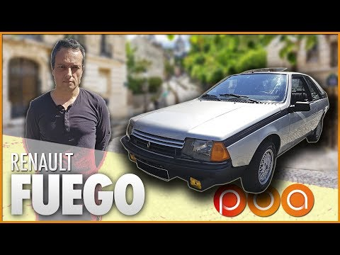 🚗 RENAULT FUEGO TURBO : Une Voiture De Collection De Prestige