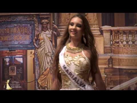 Miss Teenager Paraná/Brasil 2017