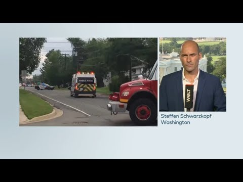 Kanada: Zwei Polizisten und zwei weitere Menschen ers ...
