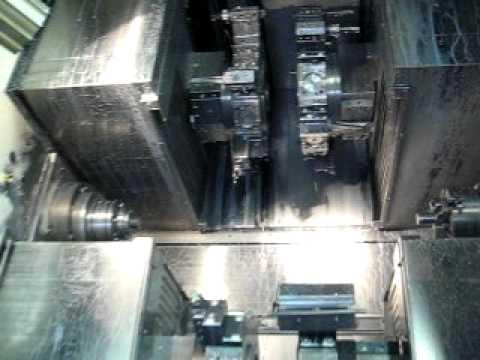 CNC draaibank NAKAMURA WTW-150 TYPE A 2000
