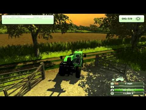 old oak farm map for Farming Simulator 2013