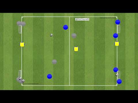 3vs2 Transition Game - VIDEO