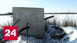 Украинские военные приняли за тяжелое вооружение палки