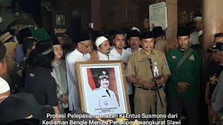 Video Prosesi Pelepasan Almarhum Ki Entus Susmono menuju Pendopo Amangkurat Slawi Tegal. Selasa,15 Mei 18 MP3, 3GP, MP4, WEBM, AVI, FLV Juni 2018