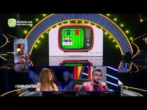 بفضل ناظم ظفر..محكمو Arabs Got Talent ومقدماه يشاركون في مباراة كرة قدم