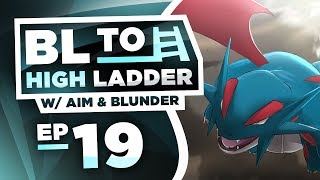SALAMENCE GOES BERSERK! BL TO HIGH LADDER #19 by PokeaimMD