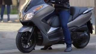 7. New 2013 Honda NSS300 Forza