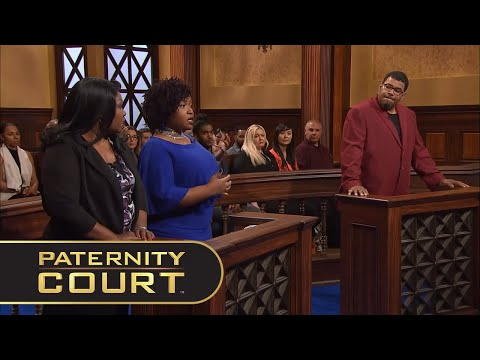 Woman Finds Potential Father at Funeral (Full Episode) | Paternity Court (видео)