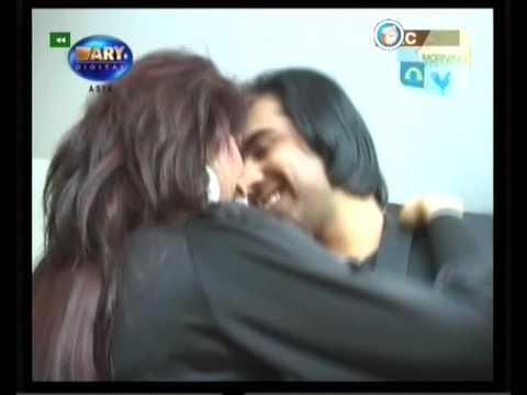 Sana And Fakhar Dance