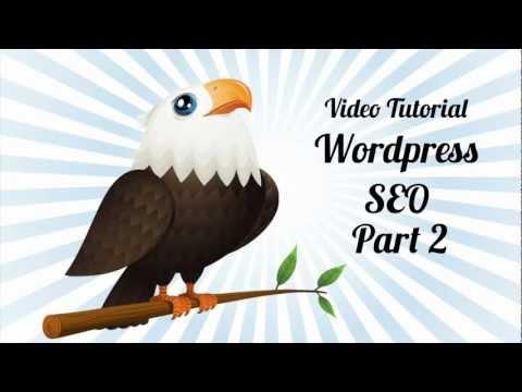 WordPress SEO #2 – XML Sitemaps & Google Webmaster Tools