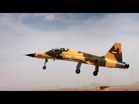 Iran präsentiert trotz US-Sanktionen Kampfjet aus e ...