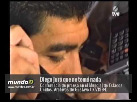 Doping de Maradona (1994)