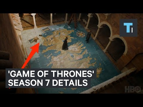 Here's everything we know from the season 7 trailer for 'Game of Thrones'