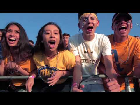 Bishop Amat Dawg Pound RETURNS 2018 (Blue & Gold Out)