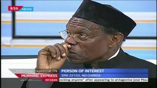 Morning Express: Person of interest; political Activist-Koigi wa Wamwere, 25/10/16