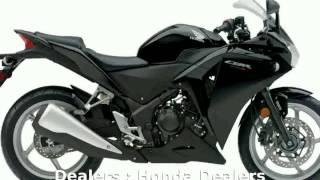 3. 2012 Honda CBR 250R ABS - motorbike