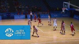 Video Basketball Mens Indonesia vs Timor-Leste (Day 4) | 28th SEA Games Singapore 2015 MP3, 3GP, MP4, WEBM, AVI, FLV Juni 2017