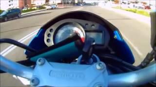 5. CF Moto 650 NK. Prueba Portalmotos.com