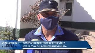 VIDEO CON NOTA REALIZADA AL SECRETARIO: NOTA A JUAN MANUEL GONZALEZ, HABILITACION DE OBRAS PRIVADAS